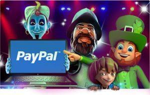 PayPal Slot Characters
