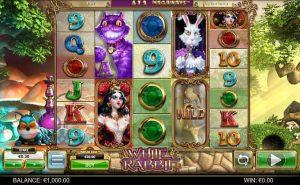 White Rabbit Big Time Gaming Casinos