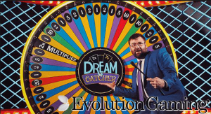 dream catcher evolution gaming