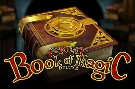 great book of magic deluxe slot