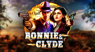 red rake gaming bonnie & clyde