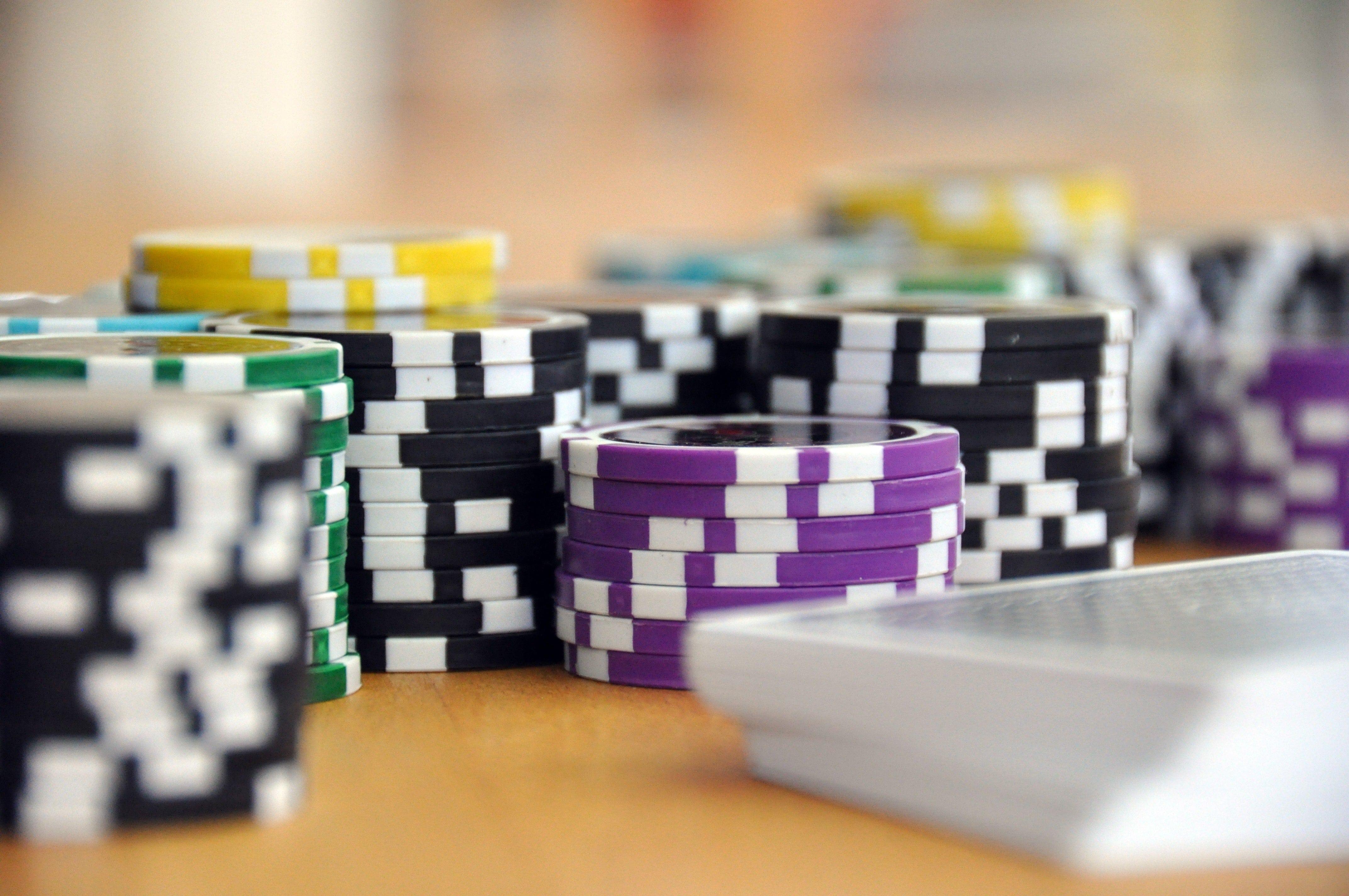 Deposit Bonus Casino Chips And Cards