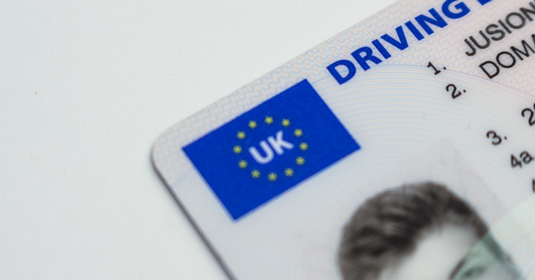 UK Drivers Licence